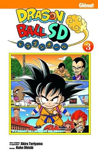 Dragon Ball SD - Tome 03
