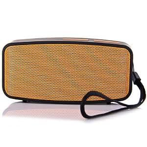 Wireless Bluetooth Speaker N10 U Mini Speaker Support TF card (Color May Vary)