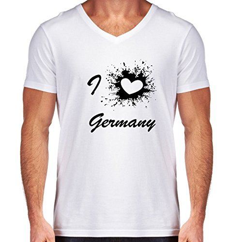 t-shirt-bianco-scollo-a-v-uomo-taglia-s-amo-germania-berlino-by-wonderfuldreampicture