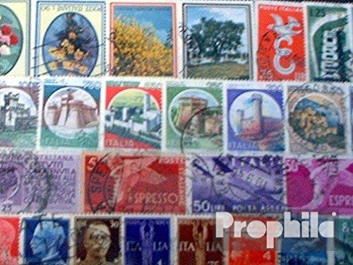 Italia 100 diversi Francobolli (Francobolli )