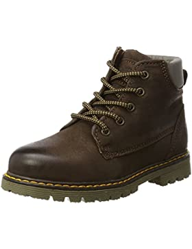 Bisgaard Unisex-Kinder Schnürstiefel Combat Boots