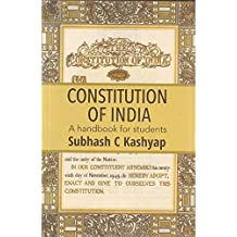 CONSTITUTION  OF INDIA - A handbook for students