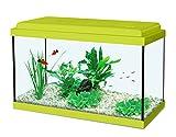 Aquarien Aquarium Zolux 'Nanolife Kidz 30' 8LT. 30x15x20cm. 8 Litri grün