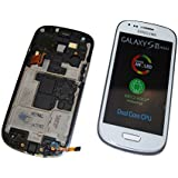 Samsung GT-I8190 Galaxy S3 Mini white LCD Display Touch Screen Module orginal weiß