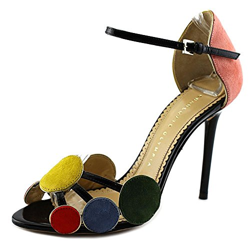 charlotte-olympia-contemporary-sandals-women-us-9-multi-color-heels