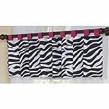 Funky Zebra Fensterbehang, Motiv Sweet by Jojo Designs, Garten, Rasen, Instandhaltung