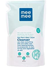 Mee Mee Anti Bacterial Baby Liquid Cleanser, 500ml