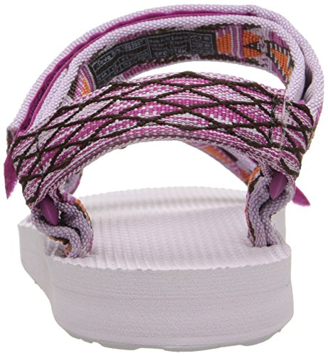 Teva W Original Universal, Sandales femme Violet - Purple (Mocha)
