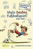 Mein bestes Fußballspiel! Also fast ... : Ein Comic-Tagebuch-Roman zum