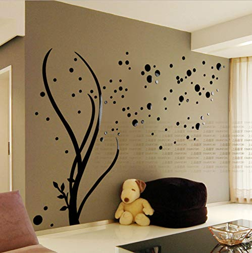 xsongue Starry Accessories Acrylic Crystal Wall Stickers Tv Background Wall DIY Art Decoration Home Waterproof Wall Stickers -