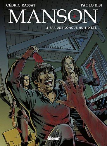 Manson, Tome 3 : Par une longue nuit d'été... : Avec un coffret