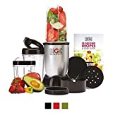 The Original Magic Bullet Blender, Mixer & Food Processor (11-Piece Set) (As Seen on High Street TV)