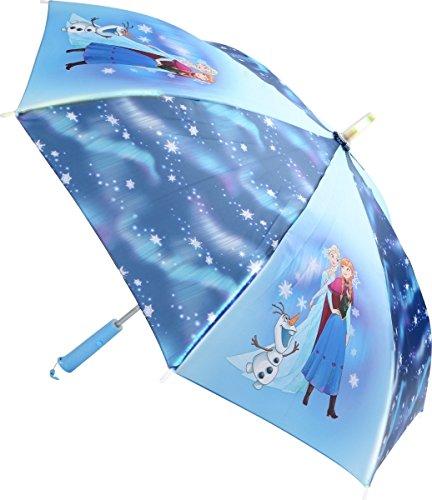 Frozen Eiskönigin Regenschirm mit Licht, Ø ca. 86 cm