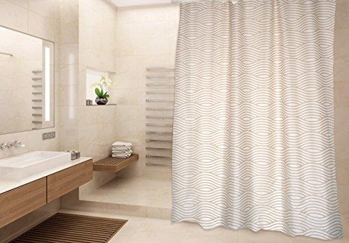 MSV Inklusive 12 Duschvorhangringe