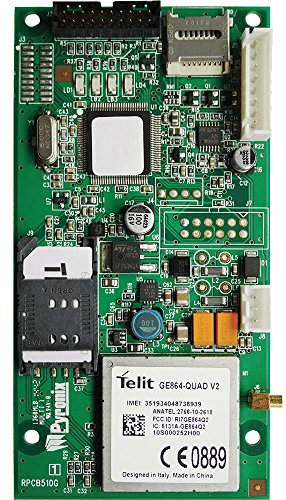 py38–PYRONIX digi-gprs + SIM GPRS IP Communicator Modul INC. DUALCOM worldsim Enforcer...