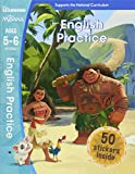 Moana - English Practice (Ages 5-6) (Disney Learning)