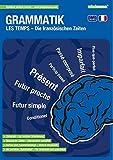 mindmemo Lernfolder - Les temps - Die französischen Zeiten - Grammatik Lernhilfe - PremiumEdition (foliert)