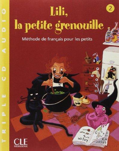 "<a href=""/node/8323"">Lili, la petite grenouille 2 (triple CD audio)</a>"