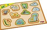 Haba 302838 - Meine Ersten Rahmenpuzzles – Tierkinder