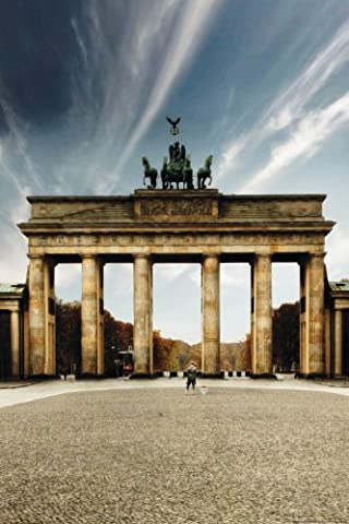 Empire 379290 Poster Brandenburg Gate Berlin 61 x 91.5