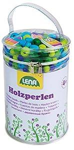 Lena 32003Juego de Manualidades, Color Azul