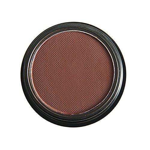 Luckhome Farben Schimmer Matt Mineral Pigment Lidschatten Palette Nude Beauty Make up (D)