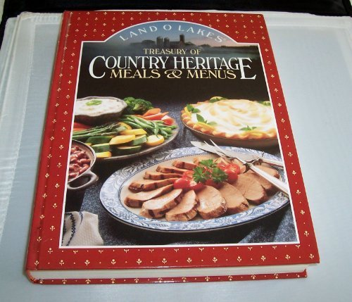 land-o-lakes-treasury-of-country-heritage-meals-menus-by-robin-krauss-1994-hardcover