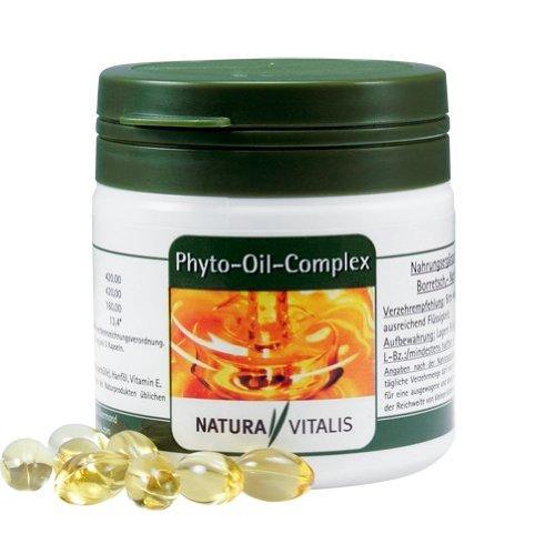 Phyto-Oil-Complex - 120 Kapseln von Natura Vitalis®
