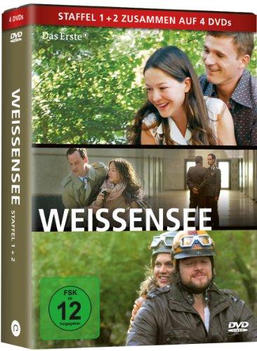 Weissensee - Staffel 1 + 2 [4 DVDs] hier kaufen