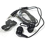 Pacificdeals In-Ear Earphone With Mic For Asus Zenfone Zoom/Asus Zenfone 2 / Asus Zenfone Go 5.0 / Asus Zenfone 2 Laser/Asus Zenfone 3 Deluxe - Black