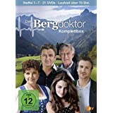 Der Bergdoktor - Komplettbox, Staffel 1 - 7