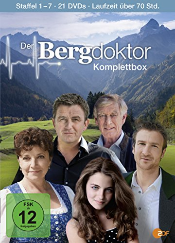 Staffel   1-7 (21 DVDs)