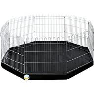 Me & My Pets Medium Playpen & Floor Mat