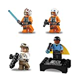 LEGO 75259 Star Wars Snowspeeder-20th Anniversary Edition Set, Battle of Hoth, Colourful