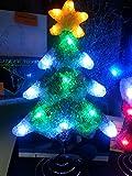 LED Tischweihnachtsbaum mit Netzteil oder USB anschließbar