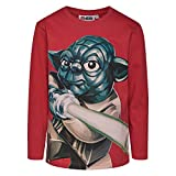 Shirt Langarm Star Wars Yoda