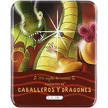 Cuentos de caballeros y dragones (Mi cajita de música)