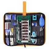 Best Iphone Repair Kits - Precision Screwdriver Set 85 in 1 Repair Tool Review