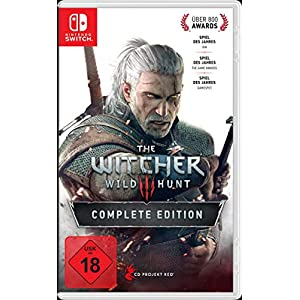 The Witcher 3: Wild Hunt – Complete Edition – [Nintendo Switch]