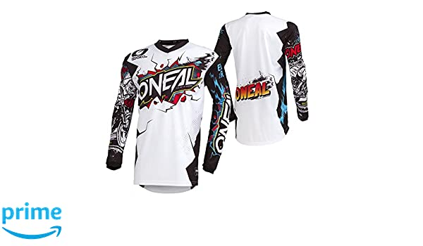 ONeal Element Kinder Jersey WILD Moto Cross Mountain Bike Enduro Shirt Kids MTB
