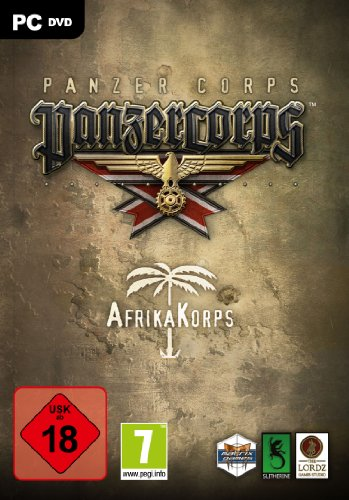 Panzer Corps: Afrika Korps -