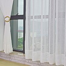 Tenda camera da letto moderna for Visillos infantiles