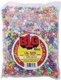 Darice Gabarit d'embossage en Plastique Perles Poney 691lb-Pearlized Multicolor
