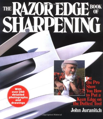 The Razor Edge Book of Sharpening Beste Sharpening System
