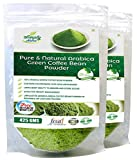 #3: Simply Nutra Green Coffee Bean Powder 850 gm Unroasted Arabica, for Best Natural weight loss and Belly Fat Burner