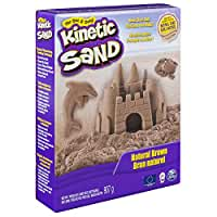 Spin Master 6037507  -  Kinetic Sand  -  XL Pack (900g) braun