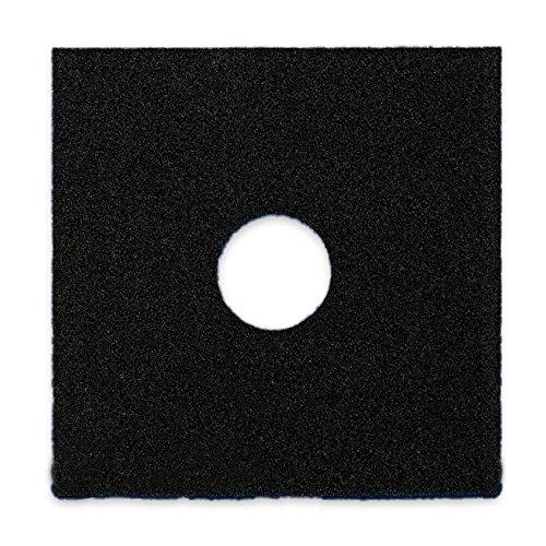 2 Dauerfilter Filter Ersatz-Luftfilter für Lüfter Helios ELF/ELSD 0587 ELS Ventilator-Einheiten - Ventilator Ersatz