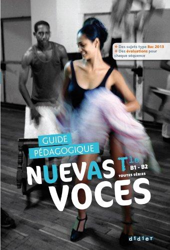 Nuevas Voces Tle 2012 - Guide pédagogique - version papier