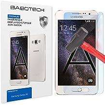 1 x Set BaboTech® Premium Panzerfolie Display Schutzfolie für Samsung Galaxy A5 Klar Extrem Shock-Absorbierend