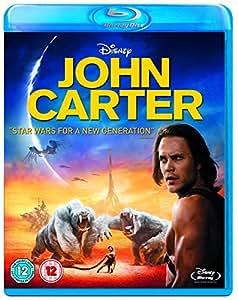John Carter [Blu-ray] [Region Free]